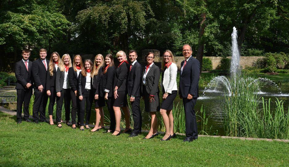 Mitarbeiter Sparkasse Fulda