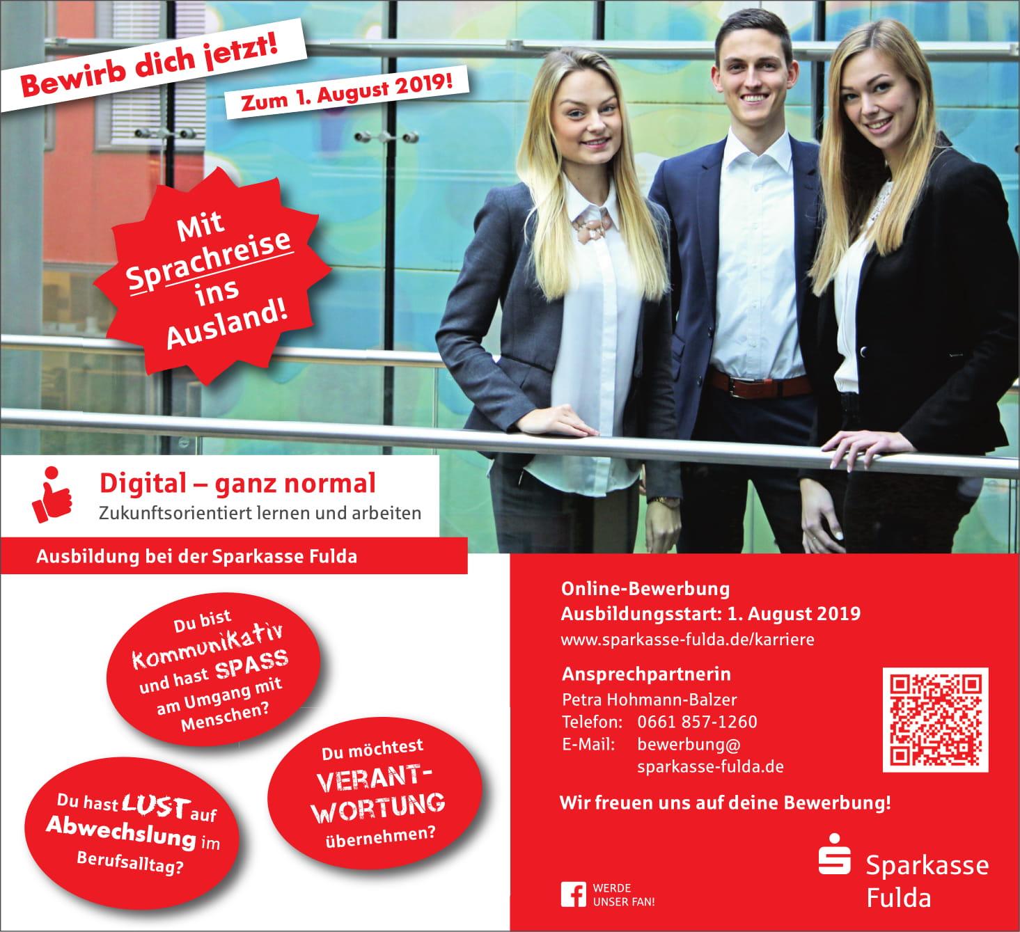 Sparkasse Fulda Fulda Jobs Von Osthessen News