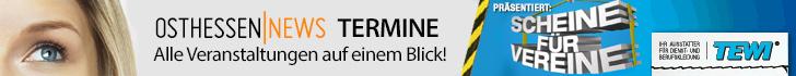 OSTHESSEN | NEWS Termine
